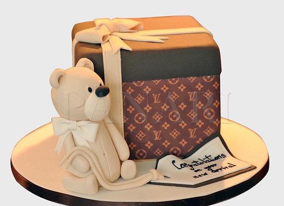 Teddy Bear Cake CG1251