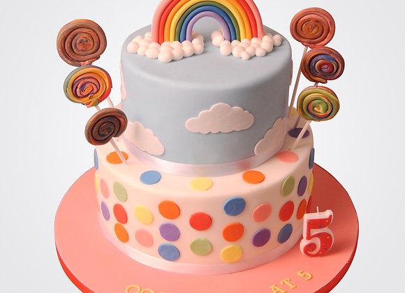 Lollipop Cake CG1818