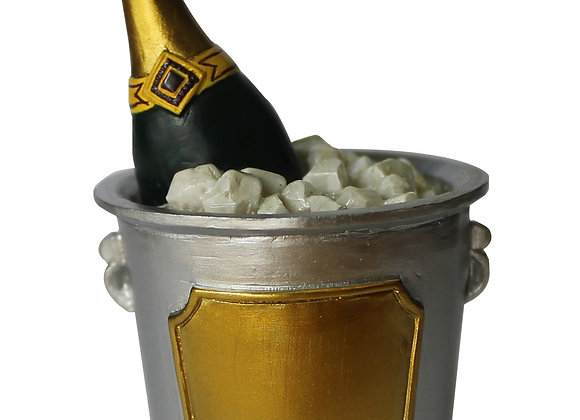 Champagne Bucket Topper