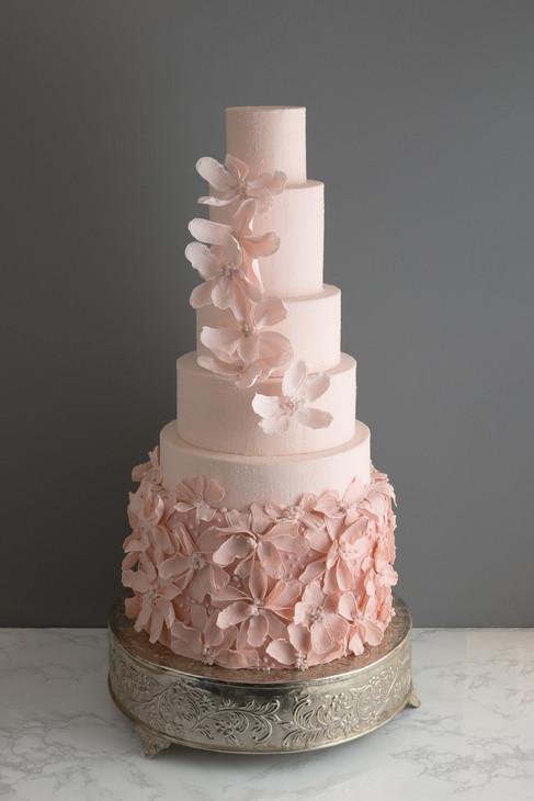 Pink Wedding Cake WC20218