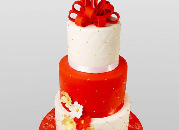 50th Birthday Cake CL1103