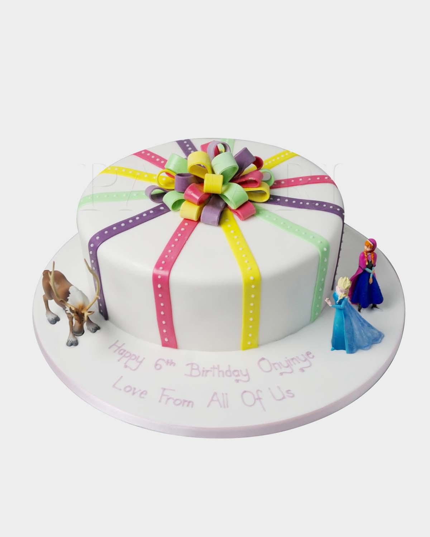 Frozen Cake PR9913