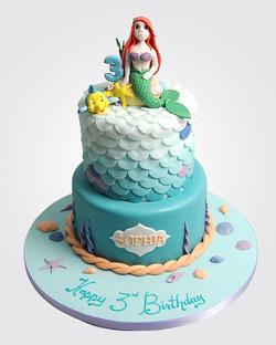 Ariel Cake PR4643
