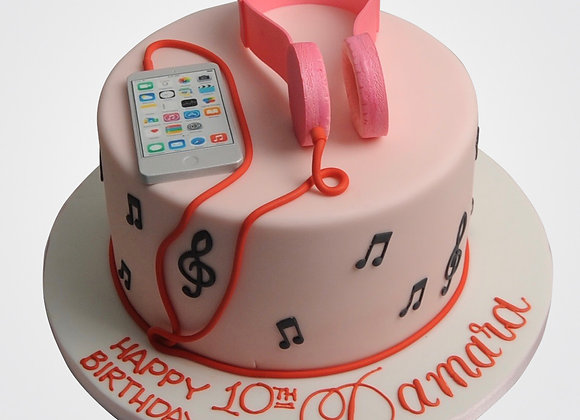 Muscial Cake CG8411