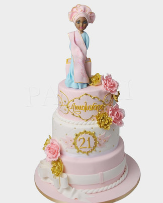 21st Birthday Cake CL9775.jp