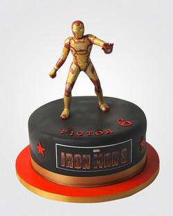 Iron Man Cake SP260