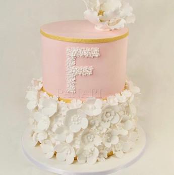 Floral Cake CL6069