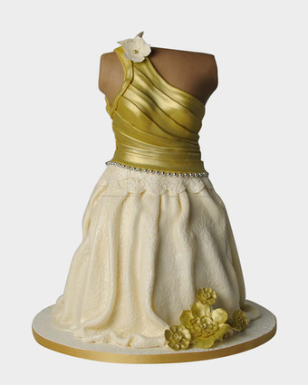 Dress Cake CL1018