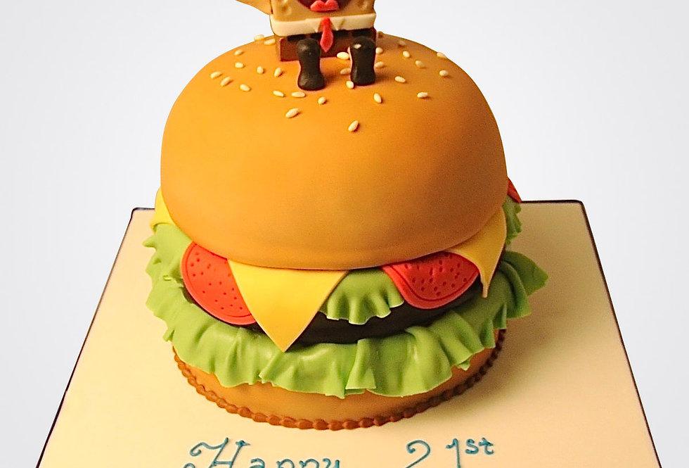 Spongebob Cake SP1840
