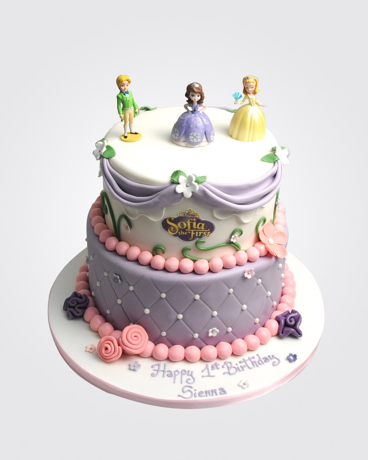 Sofia The First Cake PR3077