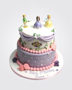 Sofia The First Cake PR3077