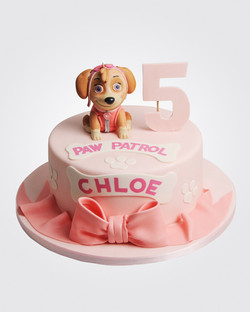 Paw Patrol Cake PW4961