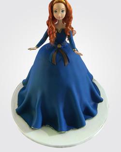 Doll Cake PR0054