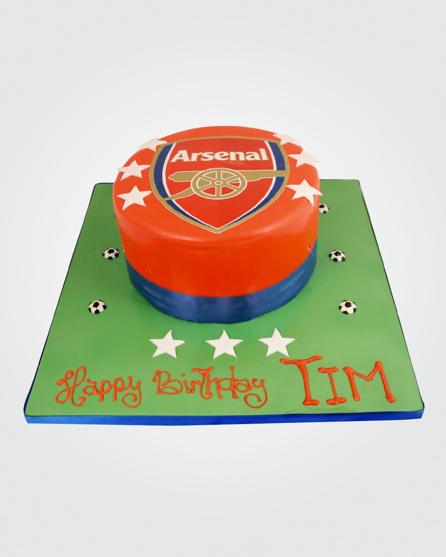 Arsenal Cake SPH5471