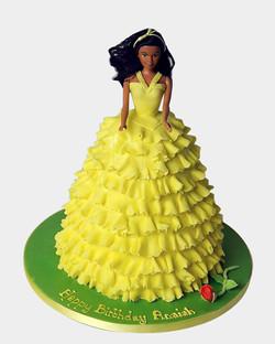 Doll Cake DC5549