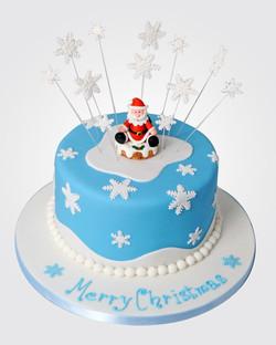 Christmas Cake CS4617