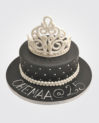 Crown Cake CL0134