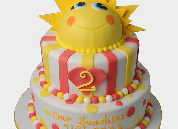 Sunshine Cake  CG2380