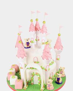 Teddy Bear Castle C0028
