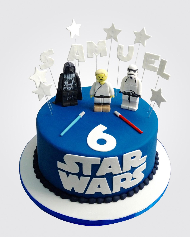 Star Wars Cake SP3036