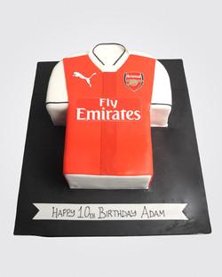 Football Tshirt Cake SPH3685