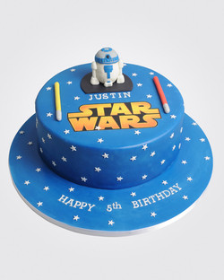 Star Wars Cake SP5272