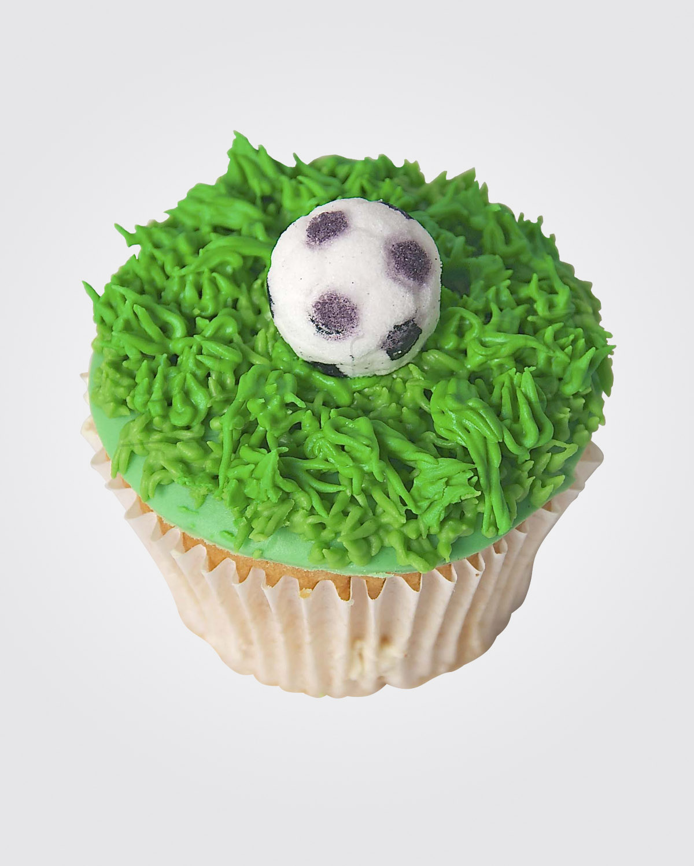 Football Cupcake CP1154
