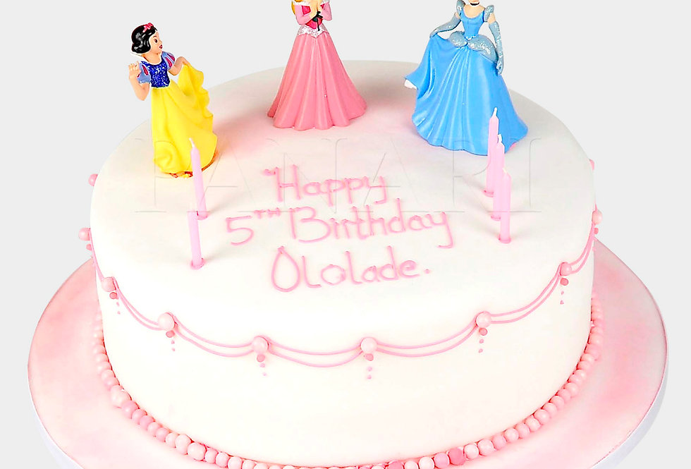 Princess Cake CI0088