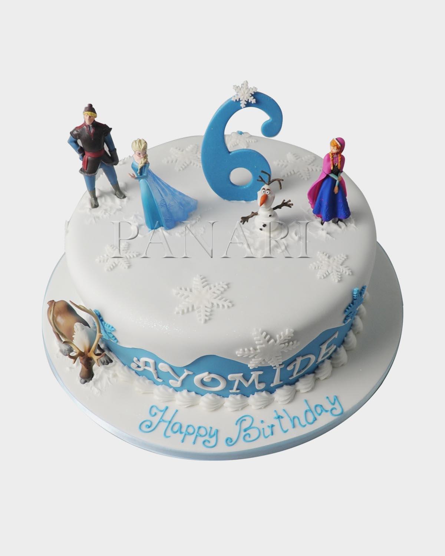 Frozen Cake PR6231