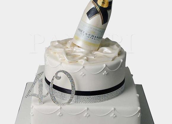 Champagne 40th CM9492