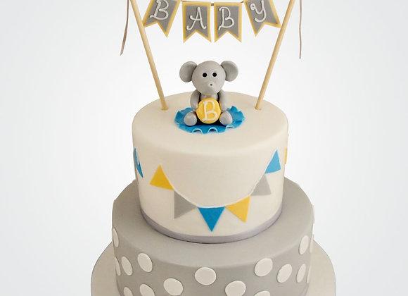Baby Shower Cake CB6014