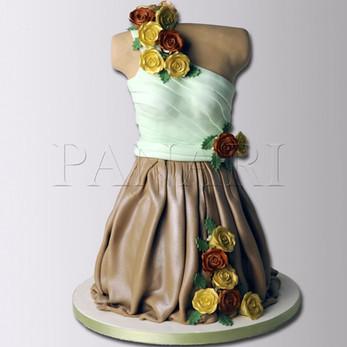 Dress Cake CL8575