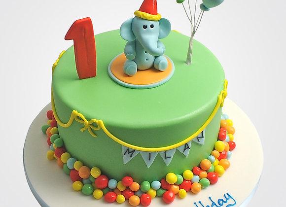 1st Birthday Cake CB9532