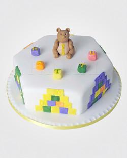 Teddy Bear Cake TD2092