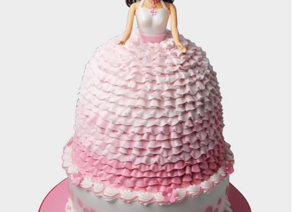 Doll Cake CG0429