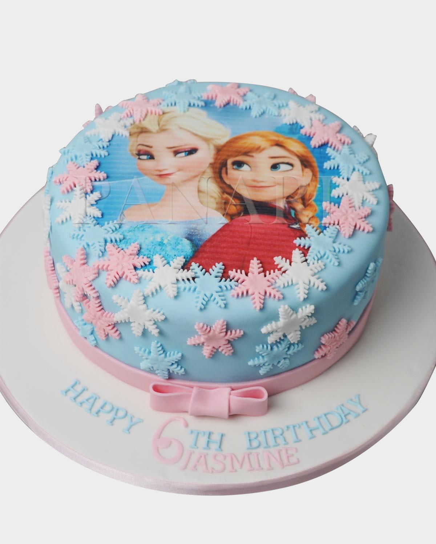 Frozen Cake PR6189