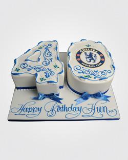 Football Cake SPH9058