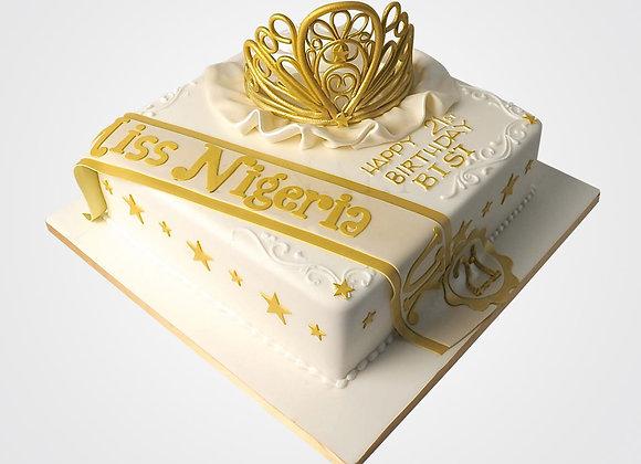 Pageant Cake CG5056