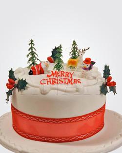 Christmas Cake CS0874