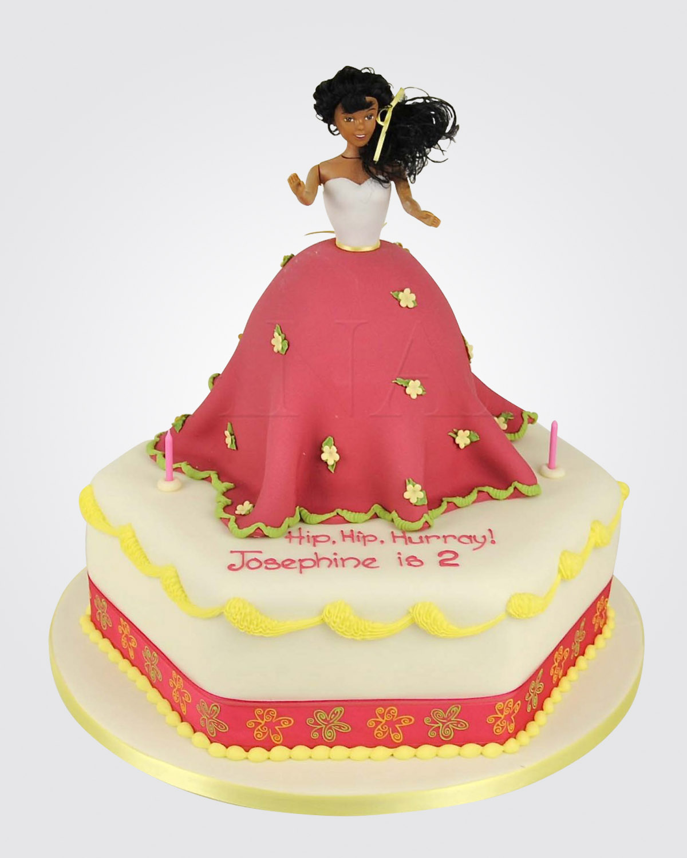 Doll Cake DC0152