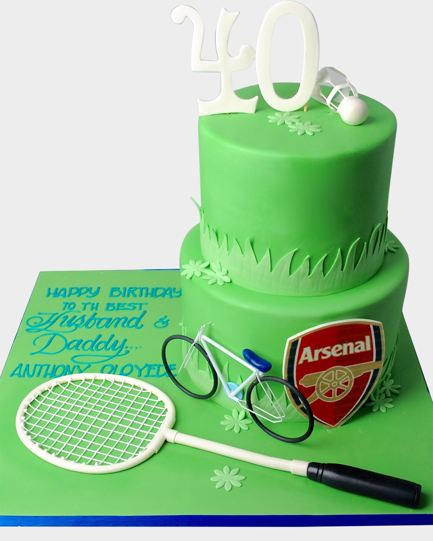 Tennis Cake SPH8452