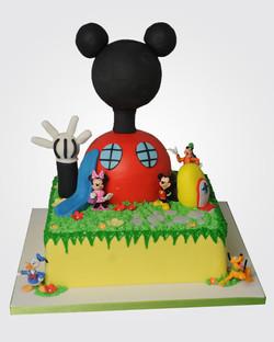 Mickey & Minnie MM9644