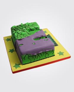 The Hulk Cake SP7184