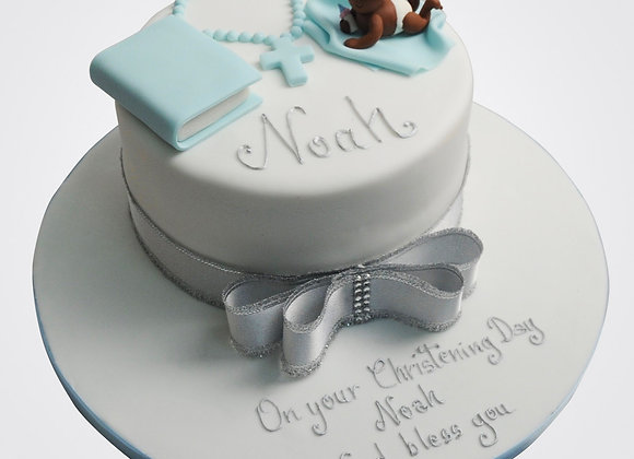 Christening Cake  CHB6349