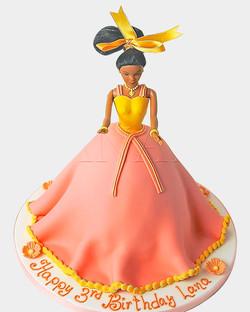 Doll Cake DC8992