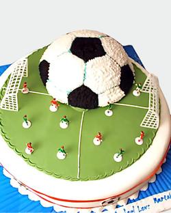 Football Cake SPH0360
