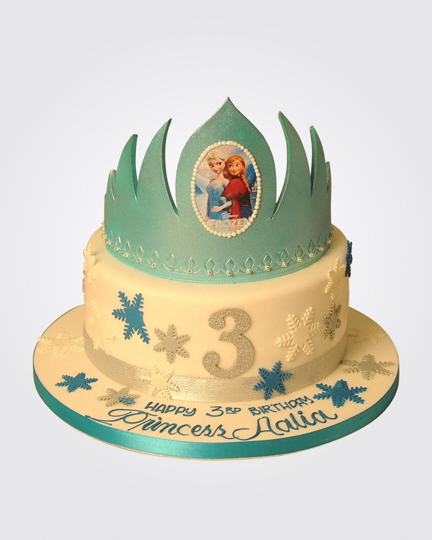 Frozen Cake PR1833