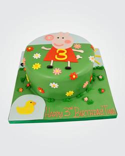 Peppa Pig Cake PE5531