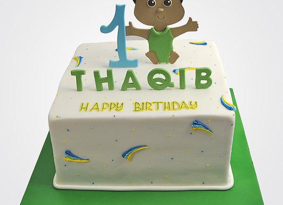 First Birthday  Cake CB0908
