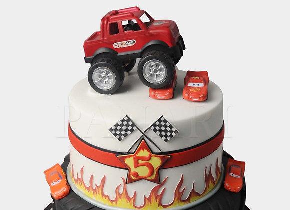 Truck Cake CG5803